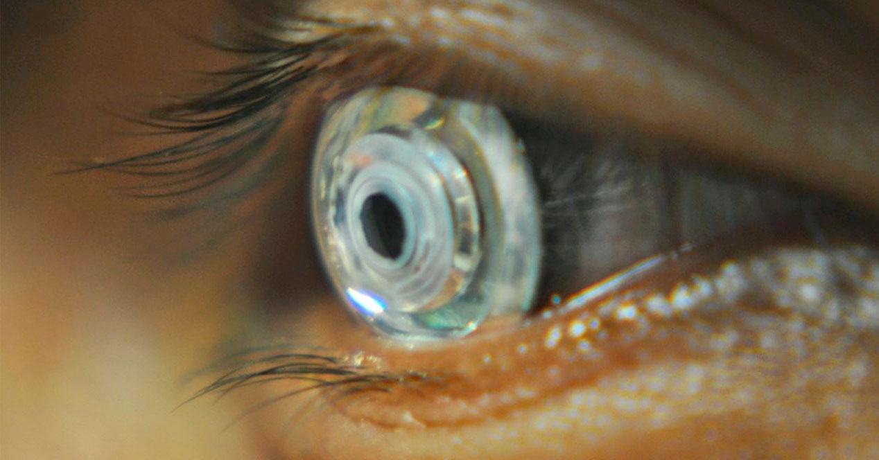 87a1c0f09f Lentillas inteligentes, lo próximo con lo que podría sorprender Samsung