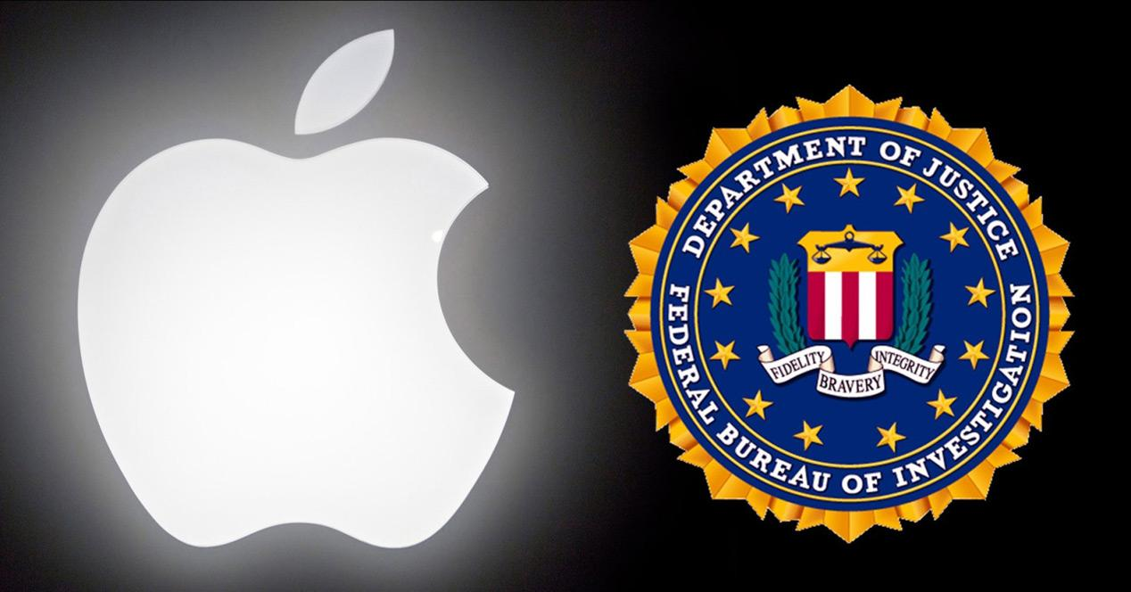 lucha de apple y FBI