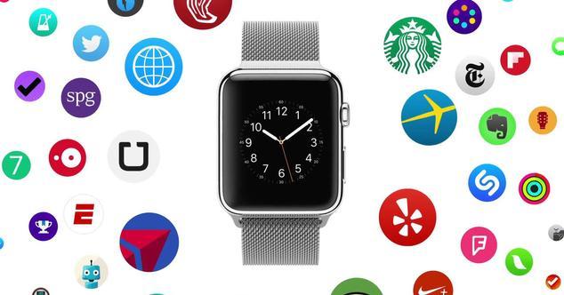 app en apple watch