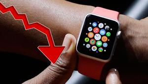 El Apple Watch se la pega en ventas y pierde casi un 30% de cuota
