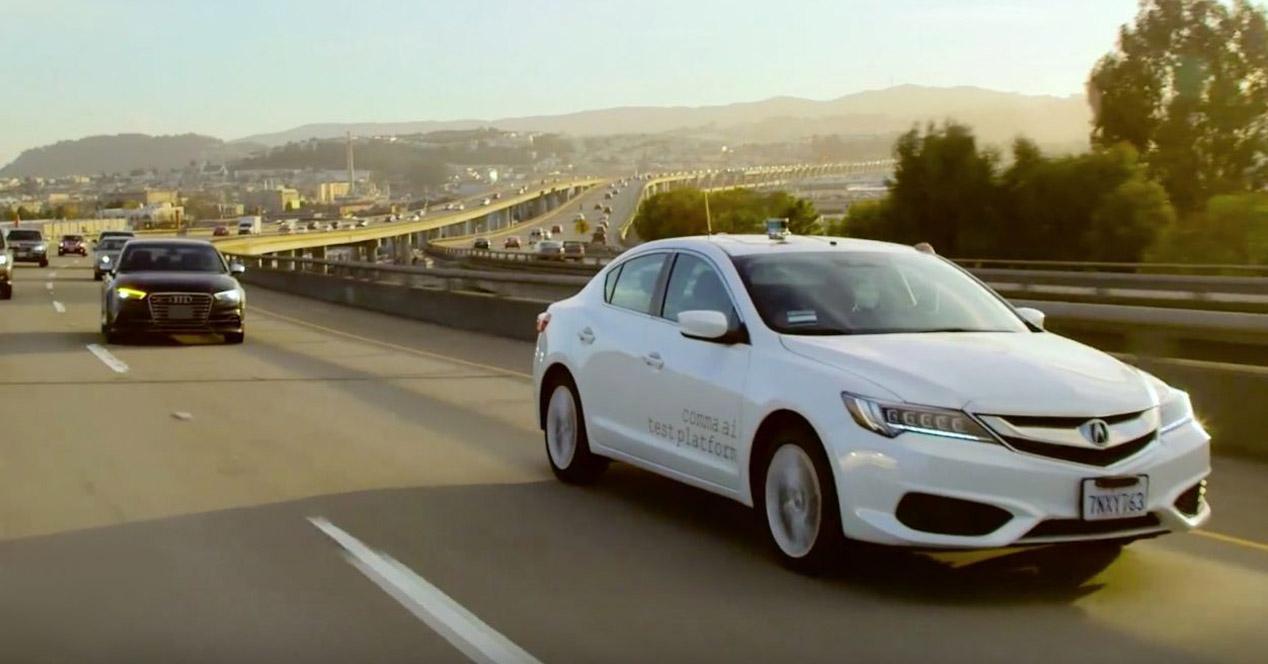 kit coche autonomo