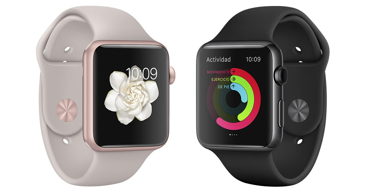 pareja de apple watch