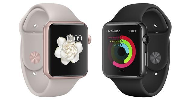 pareja de apple watch