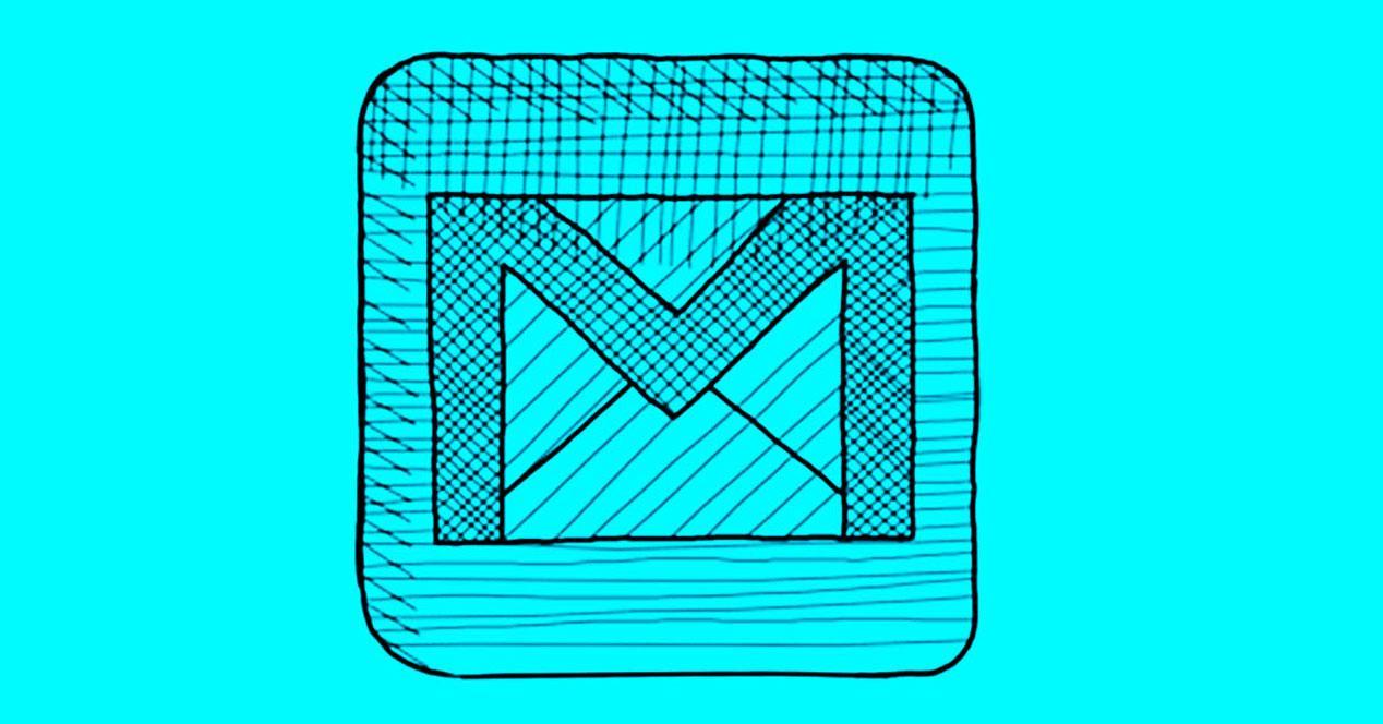 sobre correo gmail