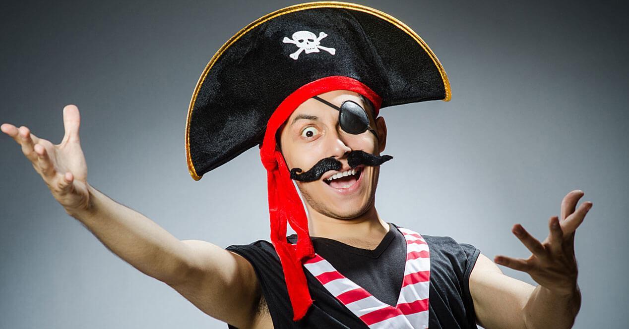 pirateria españa jovenes