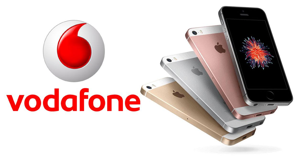 ofertas iphone se vodafone
