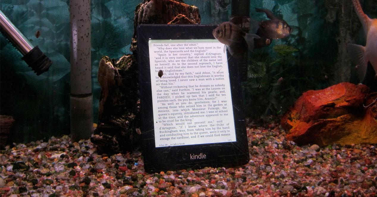 Kindle Agua