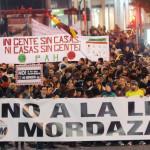 El Congreso de los Diputados aprueba una propuesta para derogar la Ley Mordaza