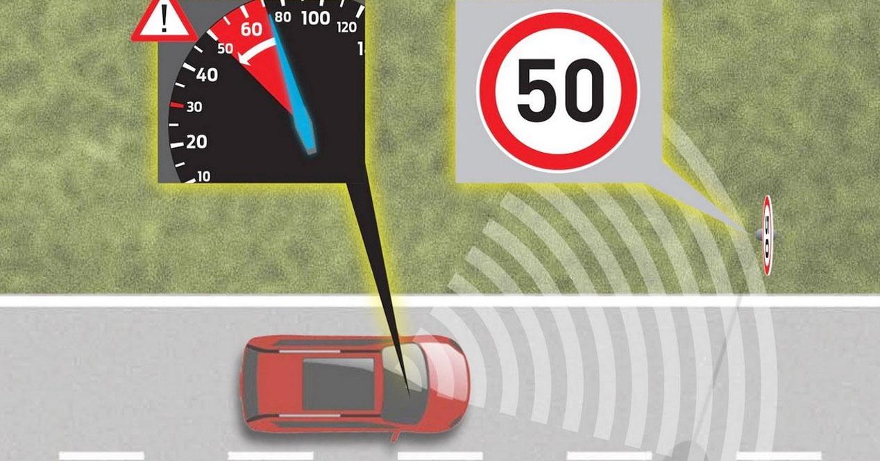 limitador inteligente velocidad