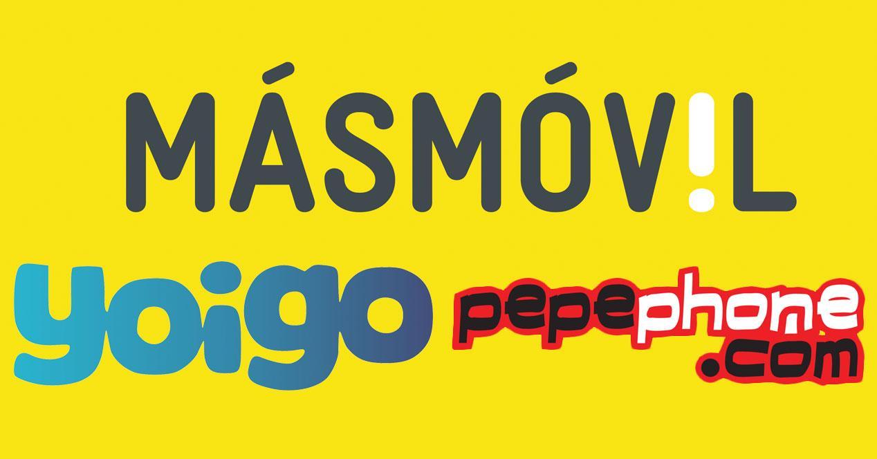 Así quedaría MásMóvil con Yoigo y Pepephone vs Movistar ...