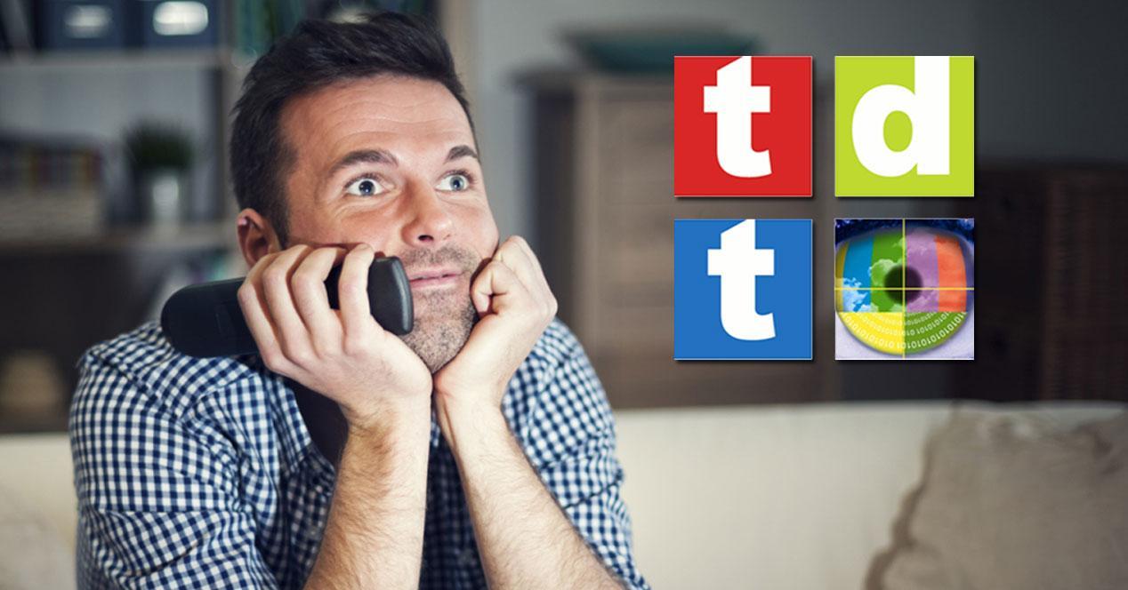 Cómo ver la TDT online por Internet en España: canales de