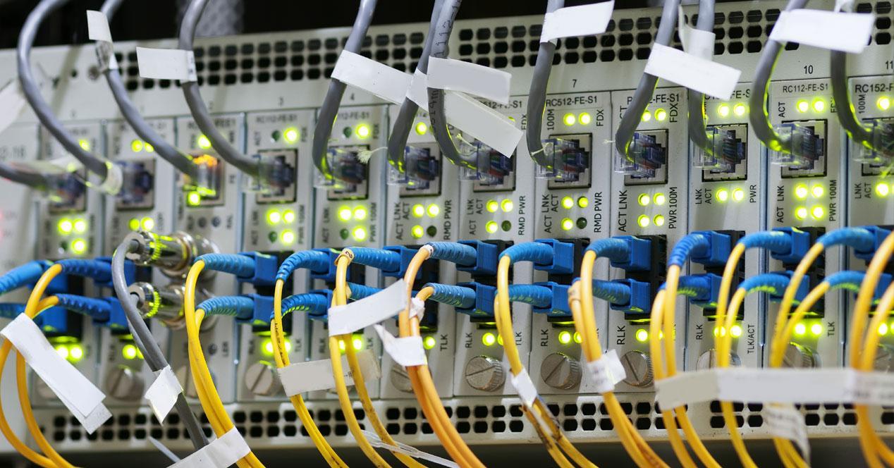internet conexion cable