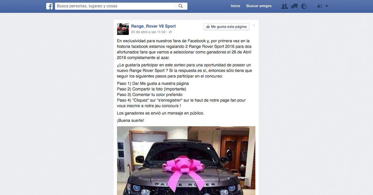 Timo Range Rover