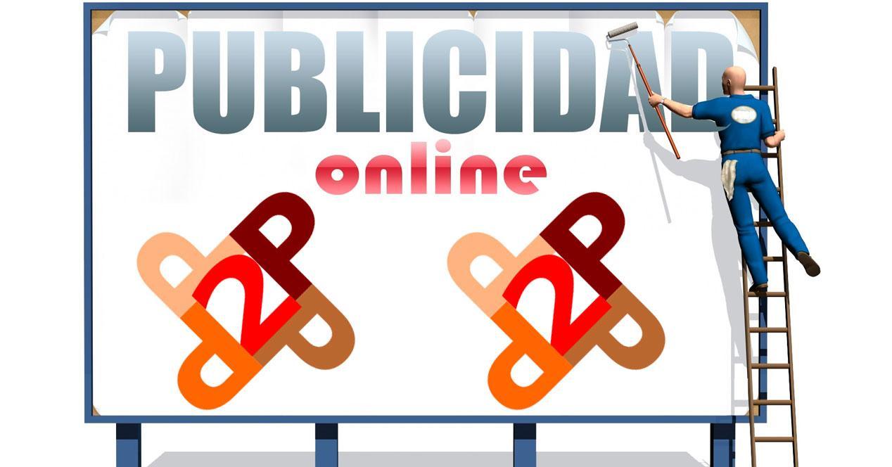 Publicidad BitTorrent
