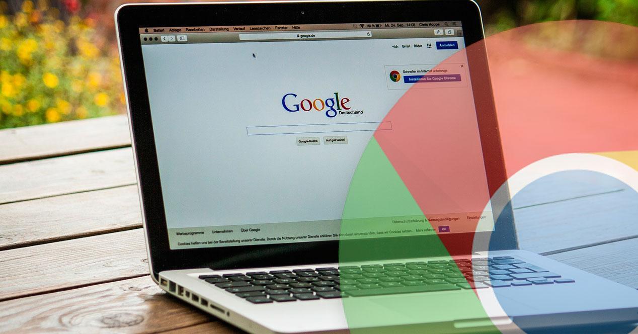 navegadores basados en Chrome