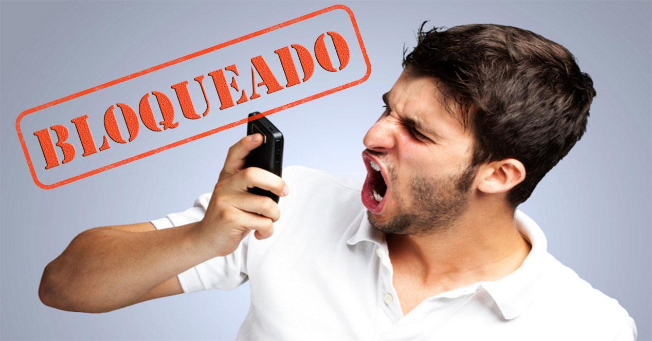 Bloquear llamadas en el móvil