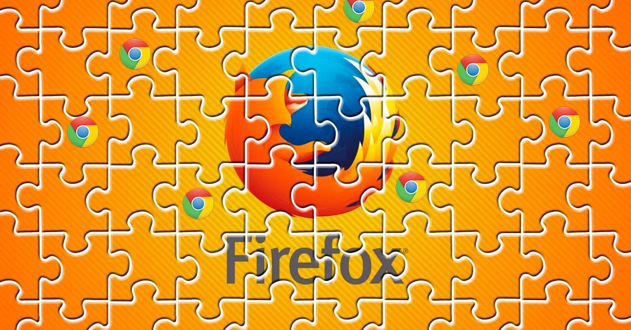 Extensiones Chrome en Firefox