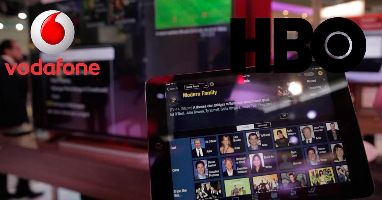 HBO Vodafone