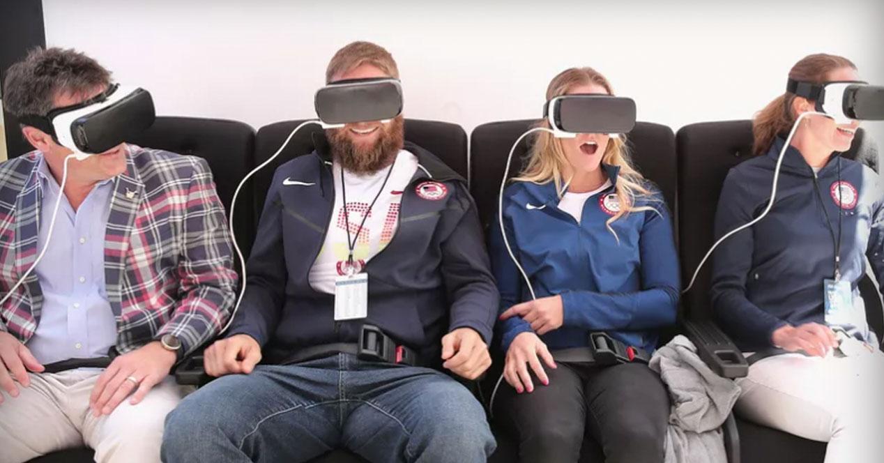 Teatro realidad virtual IMAX