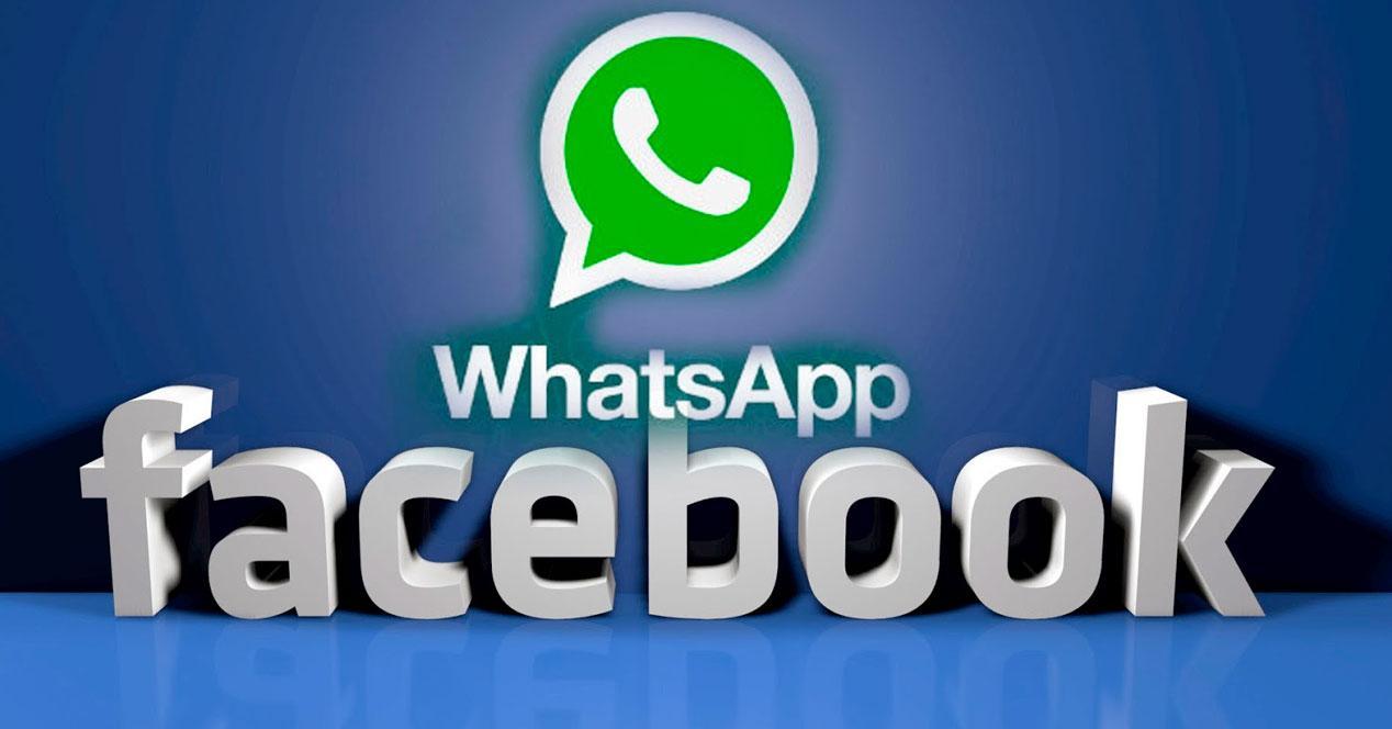 WhatsApp compartir información con FAcebook