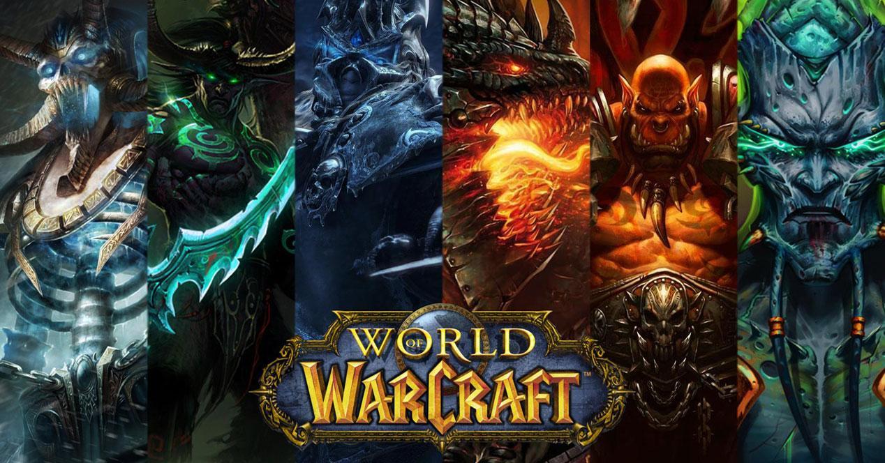 Personajes de World of Warcraft