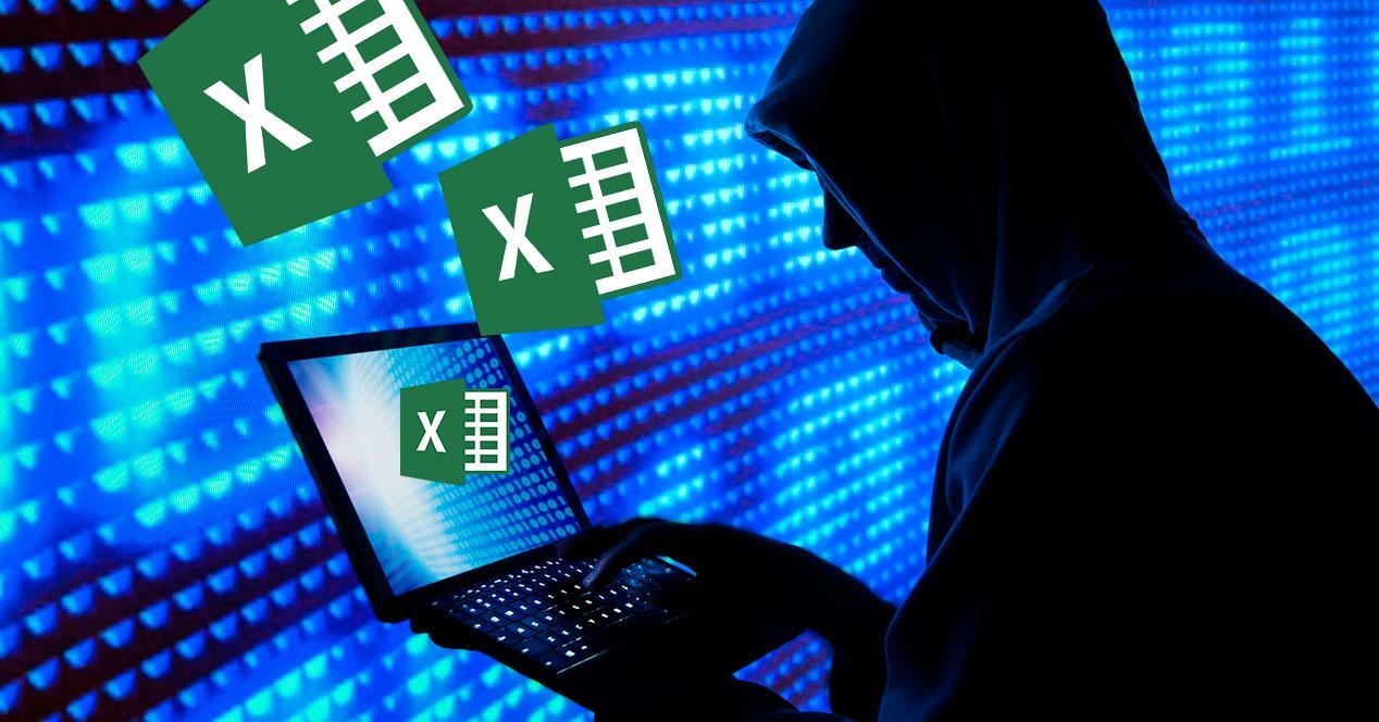 Ataques a bancos con Excel