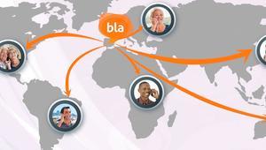 BlablaBlapp, la app de Orange para llamar barato