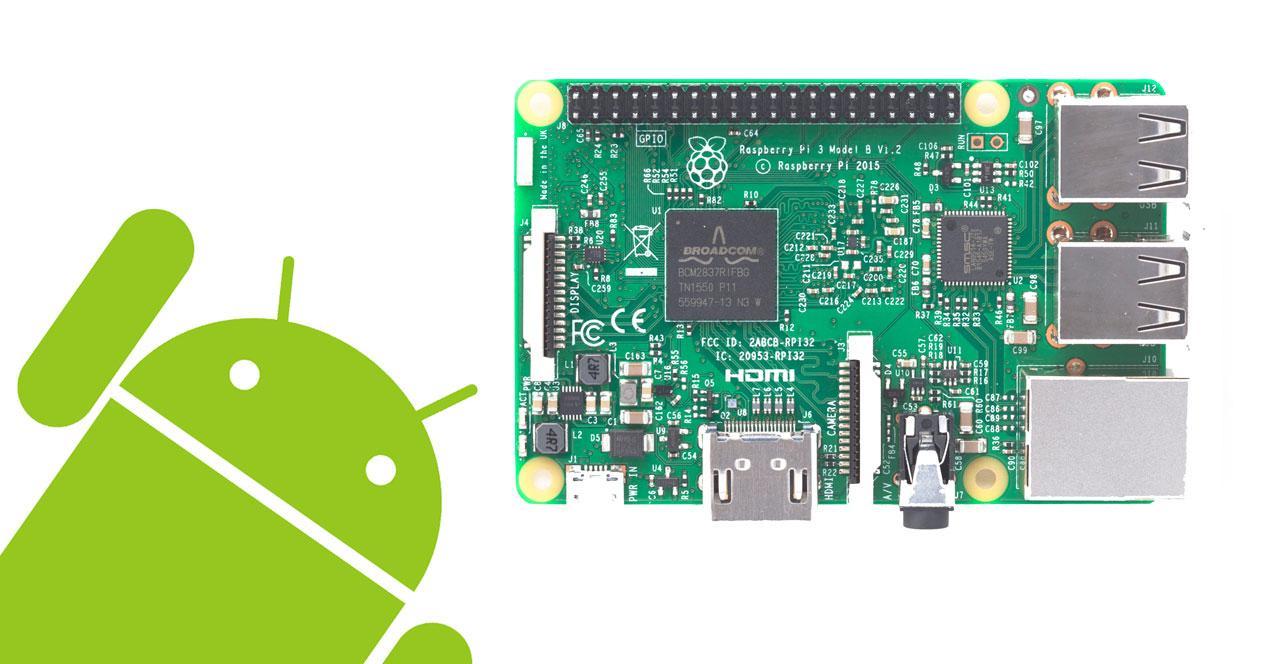 raspberry pi 3 android