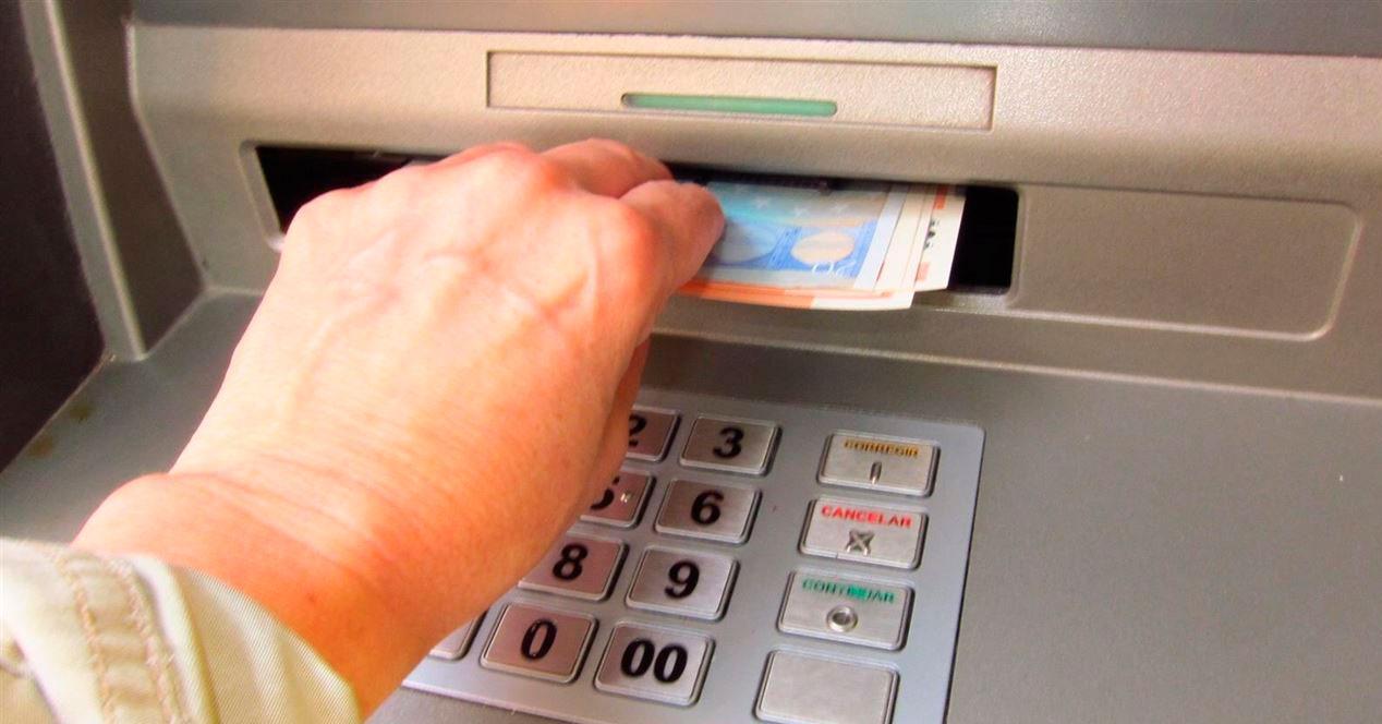 Malware cajero automático