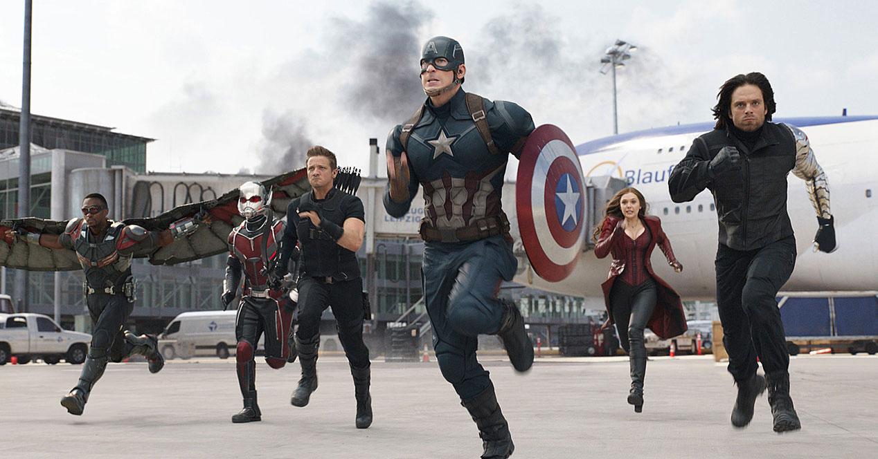 civil war pelicula cine
