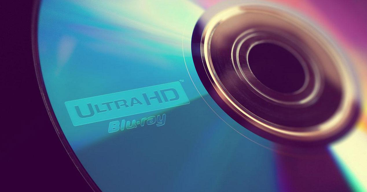 disco ultra hd blu-ray