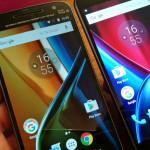 Toma de contacto en vídeo del Moto G 4 y Moto G 4 Plus