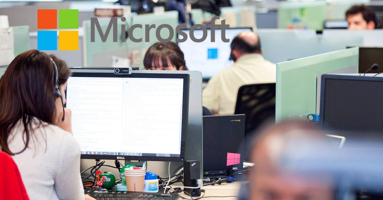 Despidos Microsoft