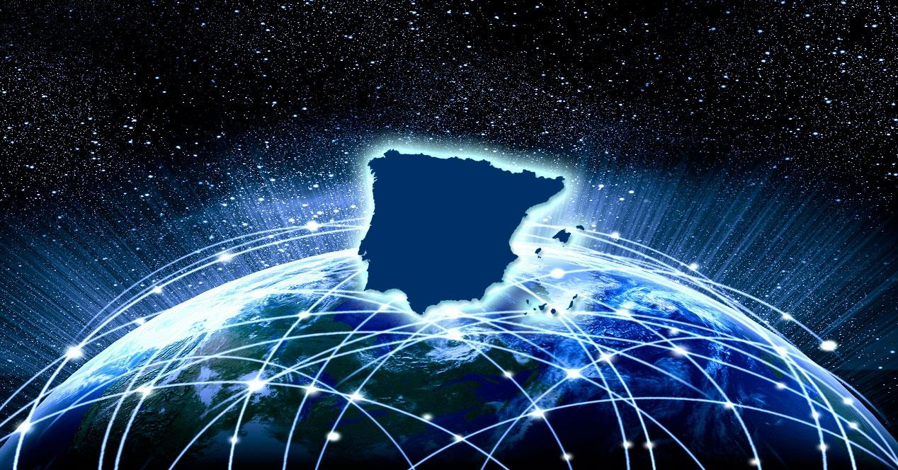 España fibra