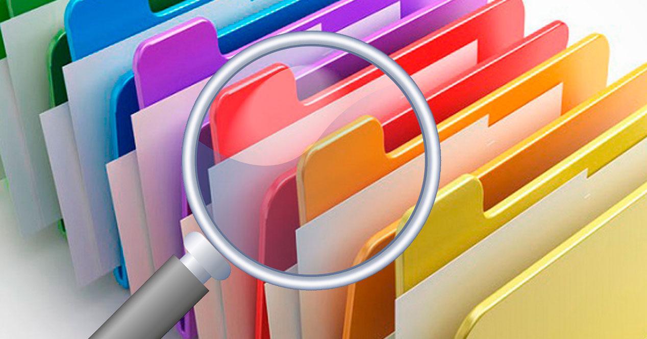 buscador de archivos