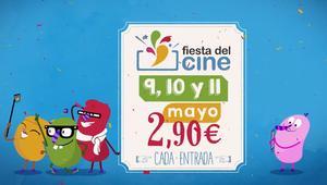 Últimas horas para la Fiesta del Cine: ya puedes comprar tus entradas a 2,90 euros
