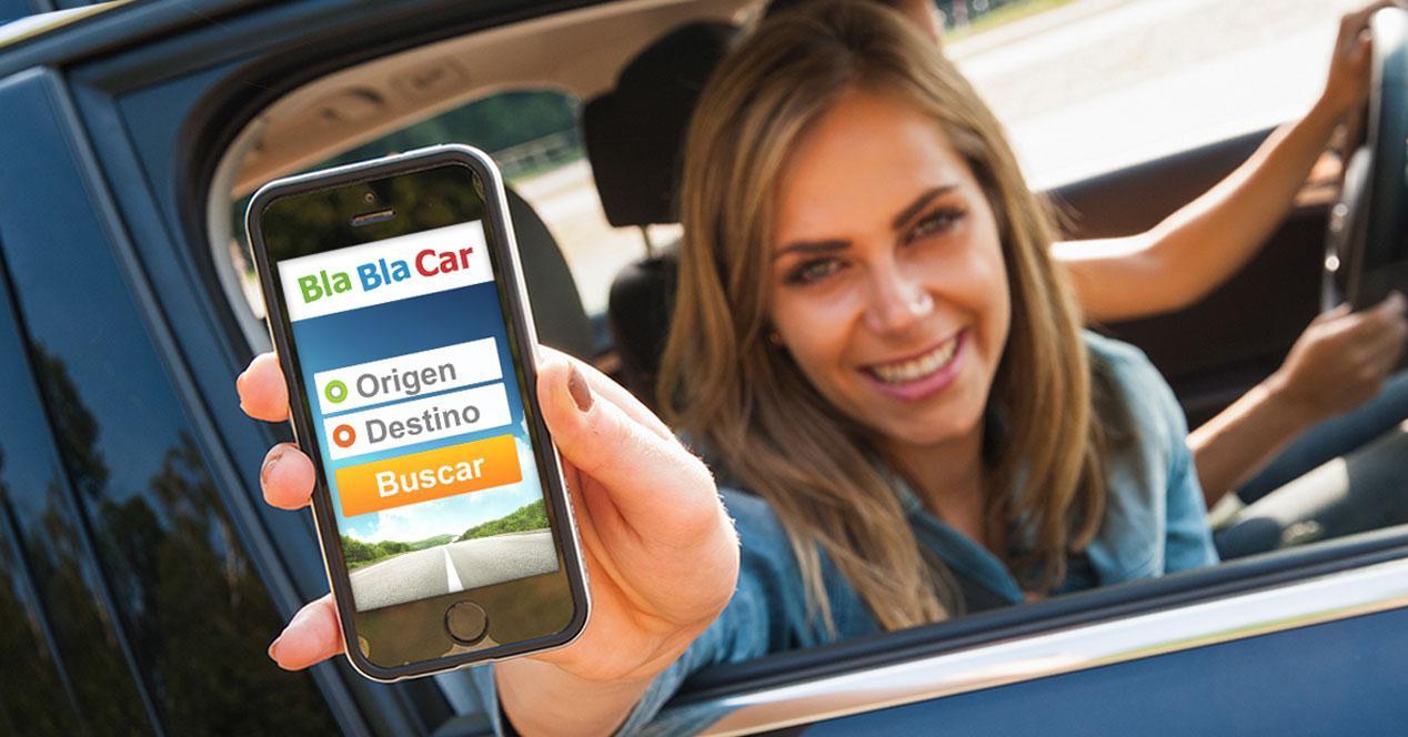 usuarios blablacar coche