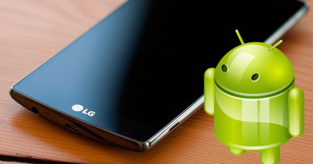 Vulnerabilidad Android LG