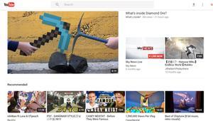 Cómo activar el nuevo diseño Material Design de YouTube