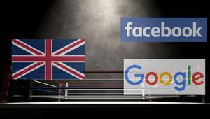 Reino Unido apunta a Facebook y Google en su lucha contra la piratería