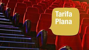Pagar el cine como Internet o el móvil, ¿estás a favor de una tarifa plana?