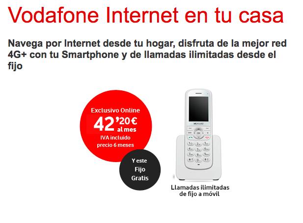 las mejores tarifas de internet m vil y 4g en casa para