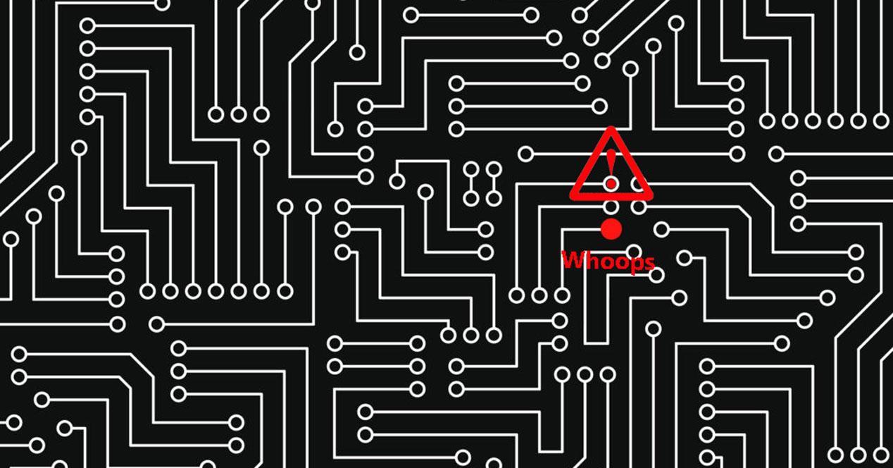 circuitos peligro