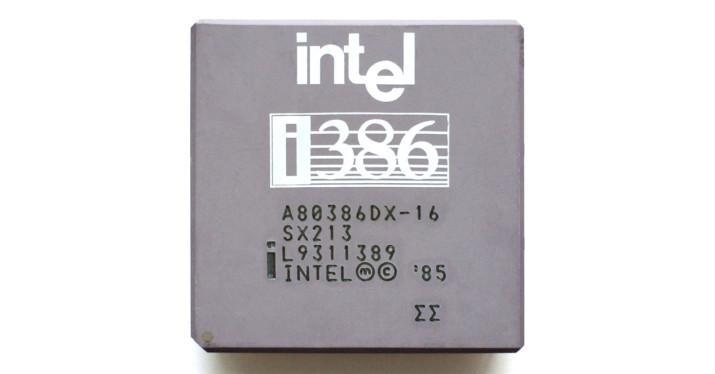 Intel i386