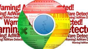 Borra la basura, el adware y los virus de Chrome con esta app