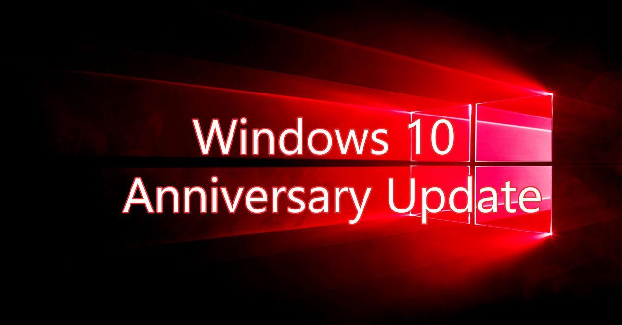 anniversary windows 10