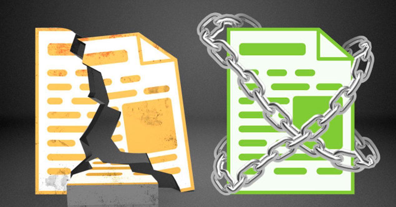 cifrar archivos office