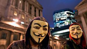 Anonymous se cobra nuevas víctimas en la tercera fase de su campaña de ataques a los bancos