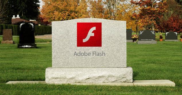 Safari 10 bloqueará Flash