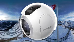 Samsung Gear 360, desde hoy en preventa en España por 349 euros